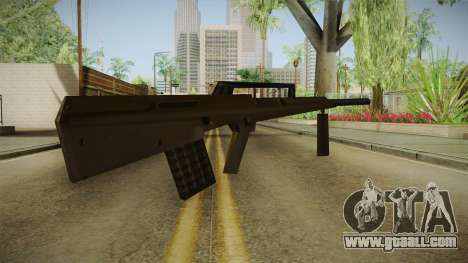 Driver: PL - Weapon 3 for GTA San Andreas second screenshot