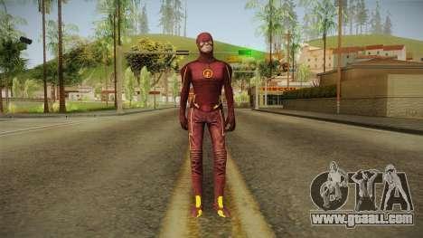 The Flash TV - The Flash v2 for GTA San Andreas second screenshot