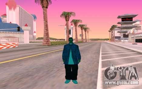 Gansters for GTA San Andreas second screenshot