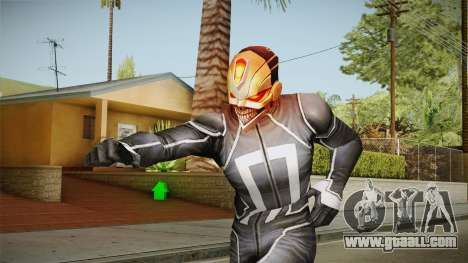 Marvel Future Fight - Ghost Rider Robbie Reyes for GTA San Andreas