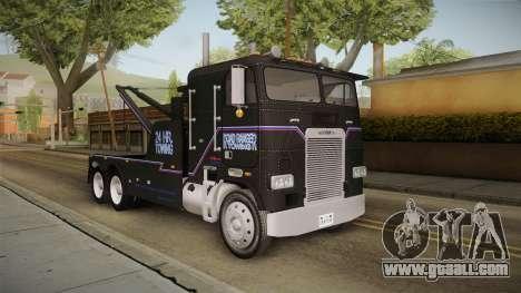 Freightliner FLA 9664 v1.0 for GTA San Andreas