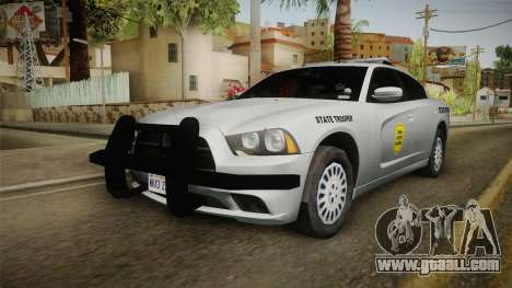Dodge Charger 2014 Iowa State Patrol for GTA San Andreas