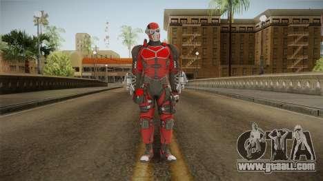 Injustice 2 Mobile - Deadshot v2 for GTA San Andreas second screenshot
