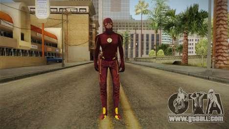 The Flash TV - The Flash v1 for GTA San Andreas second screenshot