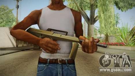 Driver: PL - Weapon 3 for GTA San Andreas third screenshot