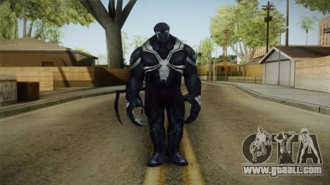 Marvel Future Fight - Venom Space Knight v1 for GTA San Andreas second screenshot