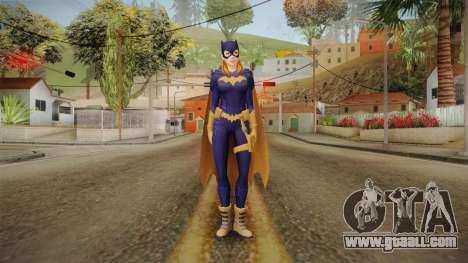 DC Legends - Batgirl Legendary for GTA San Andreas second screenshot