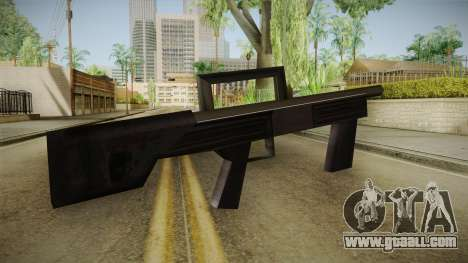 Driver: PL - Weapon 8 for GTA San Andreas second screenshot