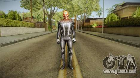 Marvel Future Fight - Ghost Rider Robbie Reyes for GTA San Andreas second screenshot