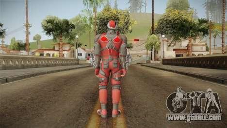 Injustice 2 Mobile - Deadshot v2 for GTA San Andreas third screenshot