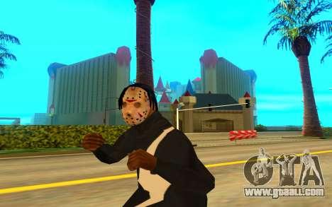 GROVE GANG for GTA San Andreas third screenshot