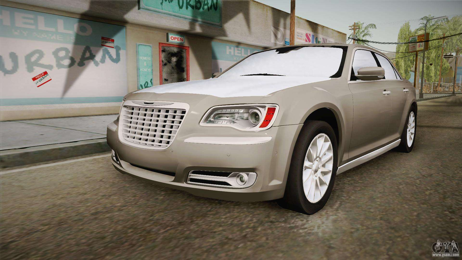 chrysler 300c hajwalah 2015 for gta san andreas. Black Bedroom Furniture Sets. Home Design Ideas