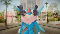 Pokémon - Greninja Ash