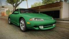 Mitsubishi Eclipse GSX 1995 IVF