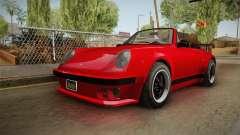 GTA 5 Pfister Comet Retro Cabrio IVF