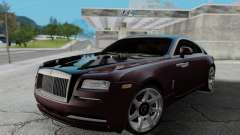 Rolls-Royce Wraith 2014 for GTA San Andreas