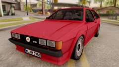Volkswagen Scirocco Mk2 Stock for GTA San Andreas