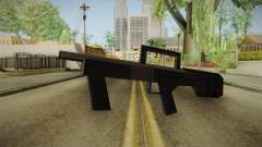 Driver: PL - Weapon 8 for GTA San Andreas