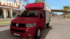 Volkswagen Transporter T5 Selidbe for GTA San Andreas