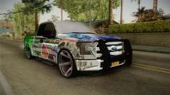 Ford F-350 Livery Philippines