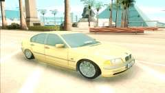 BMW 320 for GTA San Andreas