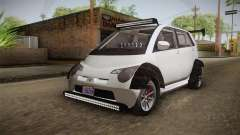 GTA 5 Benefactor Panto for GTA San Andreas