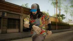Watch Dogs 2 - T-Bone for GTA San Andreas
