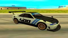 Nissan Skyline R33 for GTA San Andreas
