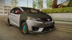 Honda Jazz GK FIT RS v1 for GTA San Andreas