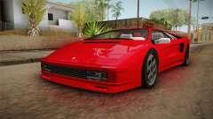 GTA 5 Pegassi Infernus Classic v3
