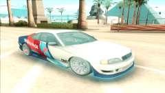 Nissan Silvia S15 Facelift Chaser Valvoline for GTA San Andreas