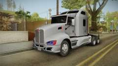 Kenworth T660 Aerocab Aerodyne 72 Sleeper for GTA San Andreas