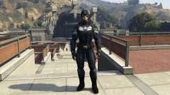 Captain America The Winter Soldier for GTA 5