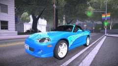 Mazda MX-5 Miata for GTA San Andreas