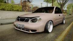 Daewoo Lanos Sedan 2001 for GTA San Andreas