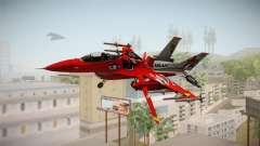 FNAF Air Force Hydra Foxy for GTA San Andreas