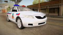 Toyota Camry Turkish Gendarmerie Traffic Unit