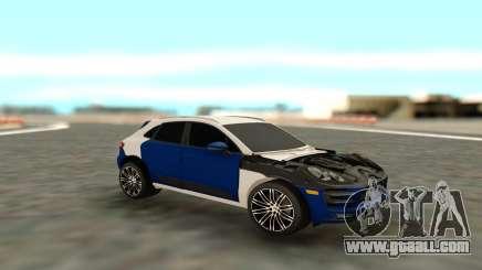 Porsche Macan S for GTA San Andreas