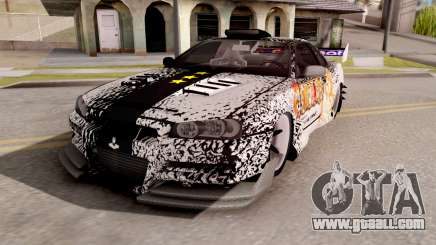 Nissan Skyline GT-R One Piece for GTA San Andreas