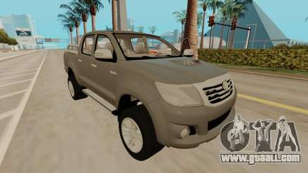 Toyota Hilux for GTA San Andreas