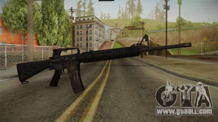 M16A2 Assault Rifle for GTA San Andreas