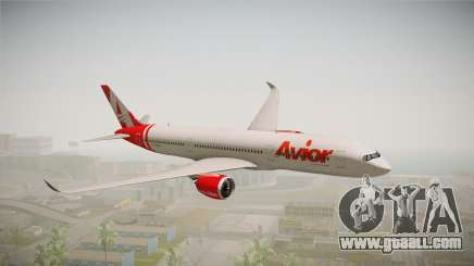 Airbus A350 Avior Airlines (Fictional) for GTA San Andreas
