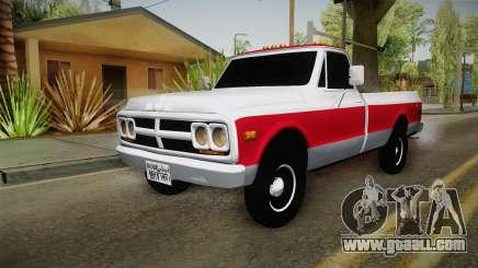GMC Pickup 1970 for GTA San Andreas