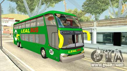 Marcopolo G6 bus for GTA San Andreas