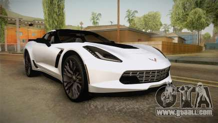 Chevrolet Corvette Stingray Z06 for GTA San Andreas