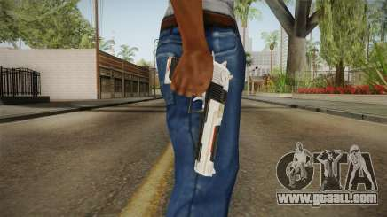 CS:GO - Desert Eagle Mecha for GTA San Andreas