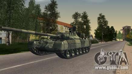 Tank T-80UD for GTA San Andreas