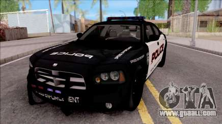 Dodge Charger High Speed Police for GTA San Andreas