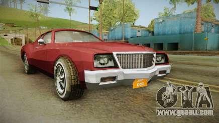 Driver: PL - Cerva for GTA San Andreas