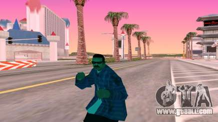Gansters for GTA San Andreas